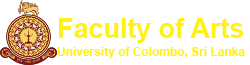 Postgraduate Learning Management System, Faculty of Arts, University of Colombo